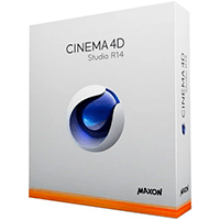 MAXON CINEMA 4D R14 FULL + Serial