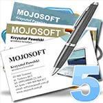 Скачать программу Mojosoft BusinessCards MX 5.00 Portable + Ключ бесплатно