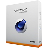Maxon CINEMA 4D Studio R14.034  + Crack торрент