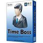 Скачать программу Time Boss PRO 3.18 + KeyGen бесплатно