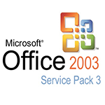 Microsoft Office 2003 Service Pack 3