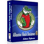 Alligator Flash Designer 8.0.4 + Crack