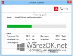 Avira PC Cleaner Portable