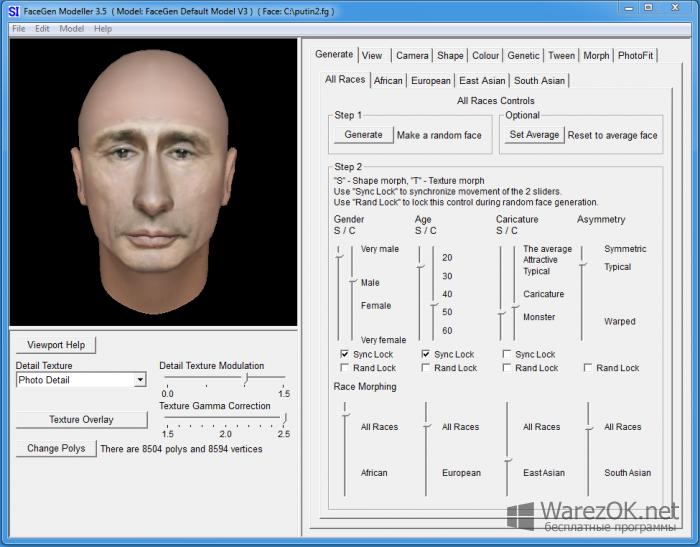 Hot] Facegen Modeller V3 0 Rar @!   ciacondispchong1984   Gamer