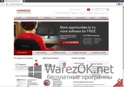 Comodo Dragon Internet Browser 48.12.18.243