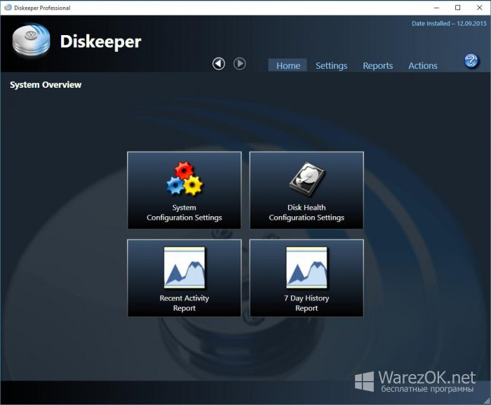 diskeeper 15 professional