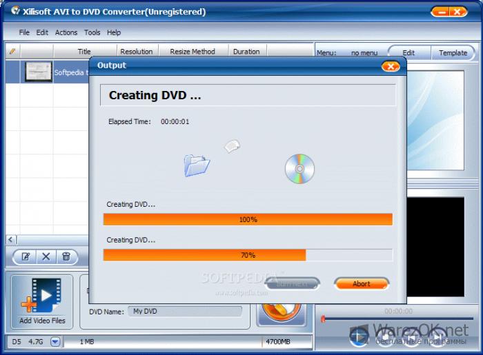 Convertxtodvd free download no watermark